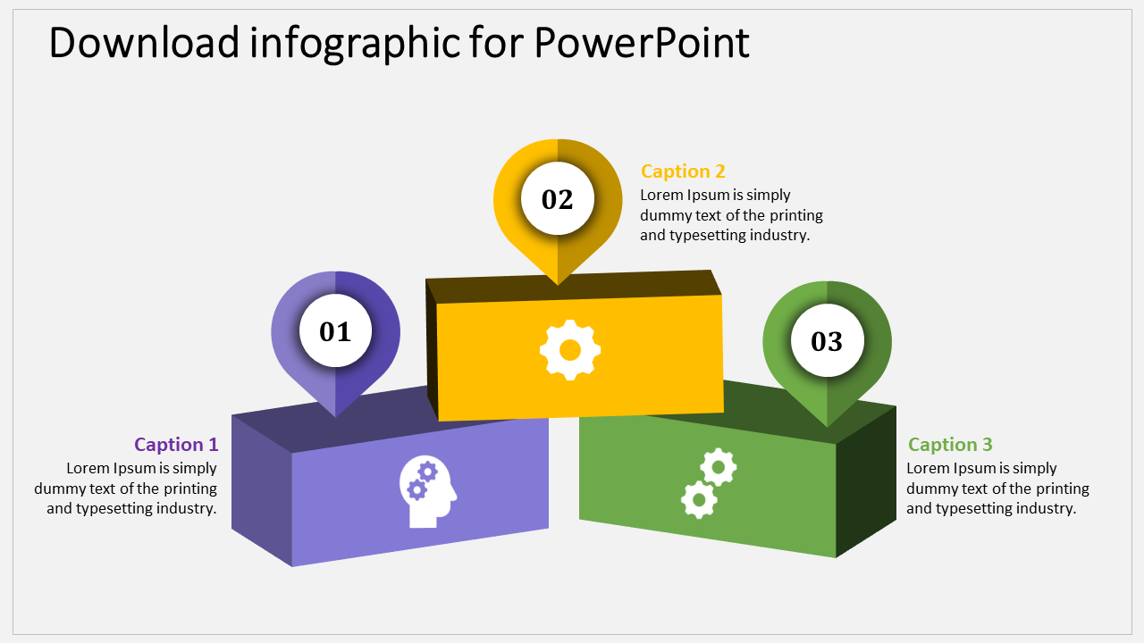 Download infographic for powerpoint - block model