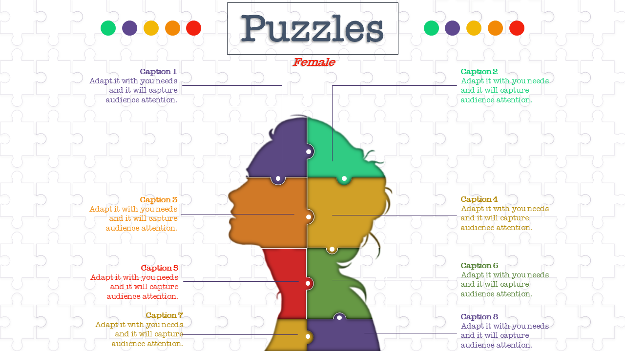Puzzle In Powerpoint