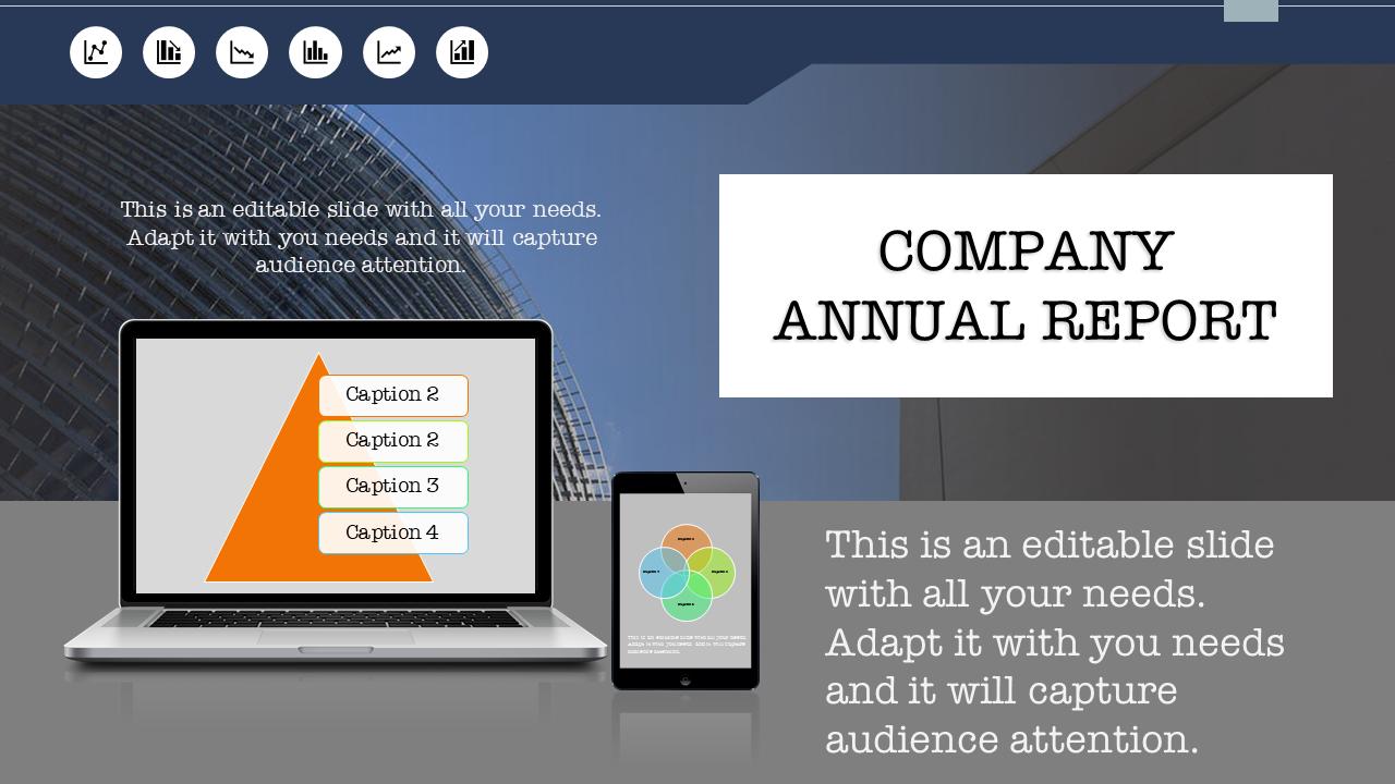 Company Annual Report PPT