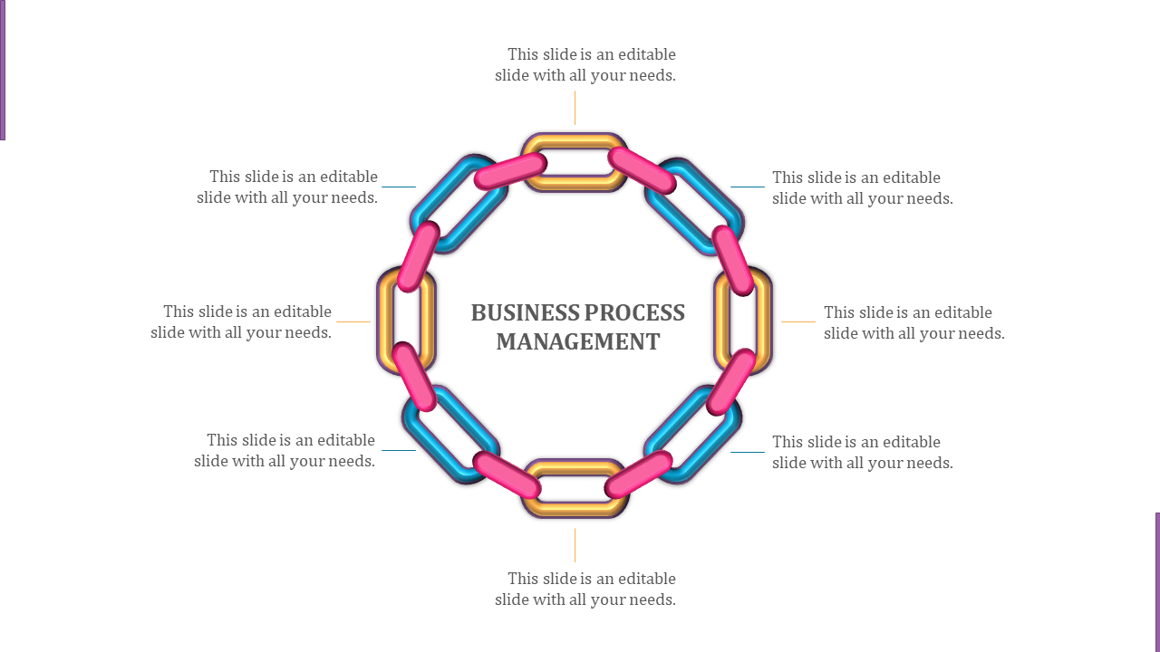 Connected Business Process Management Slides