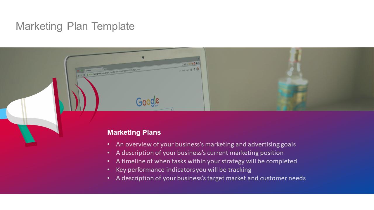 Best Marketing Plan Template