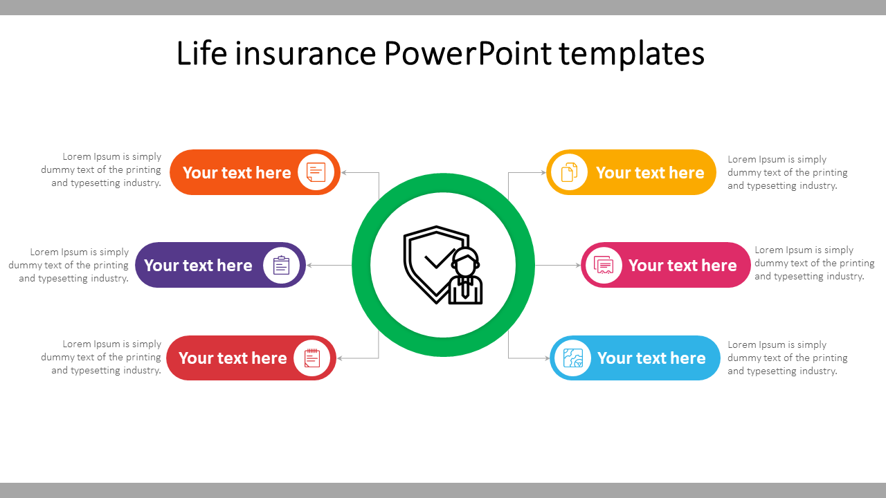Life Insurance Powerpoint Templates For Employees Slideegg