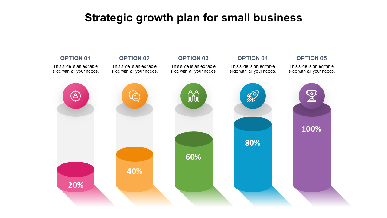 Strategic Growth Plan For Small Business