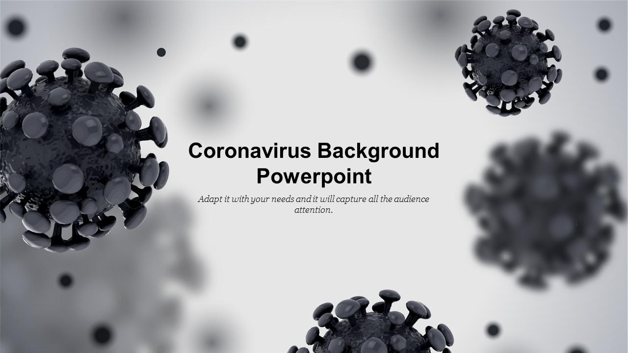 Coronavirus Background Powerpoint