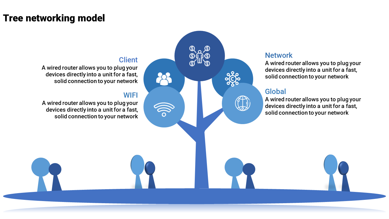 SlideEgg | network marketing business plan ppt-Tree