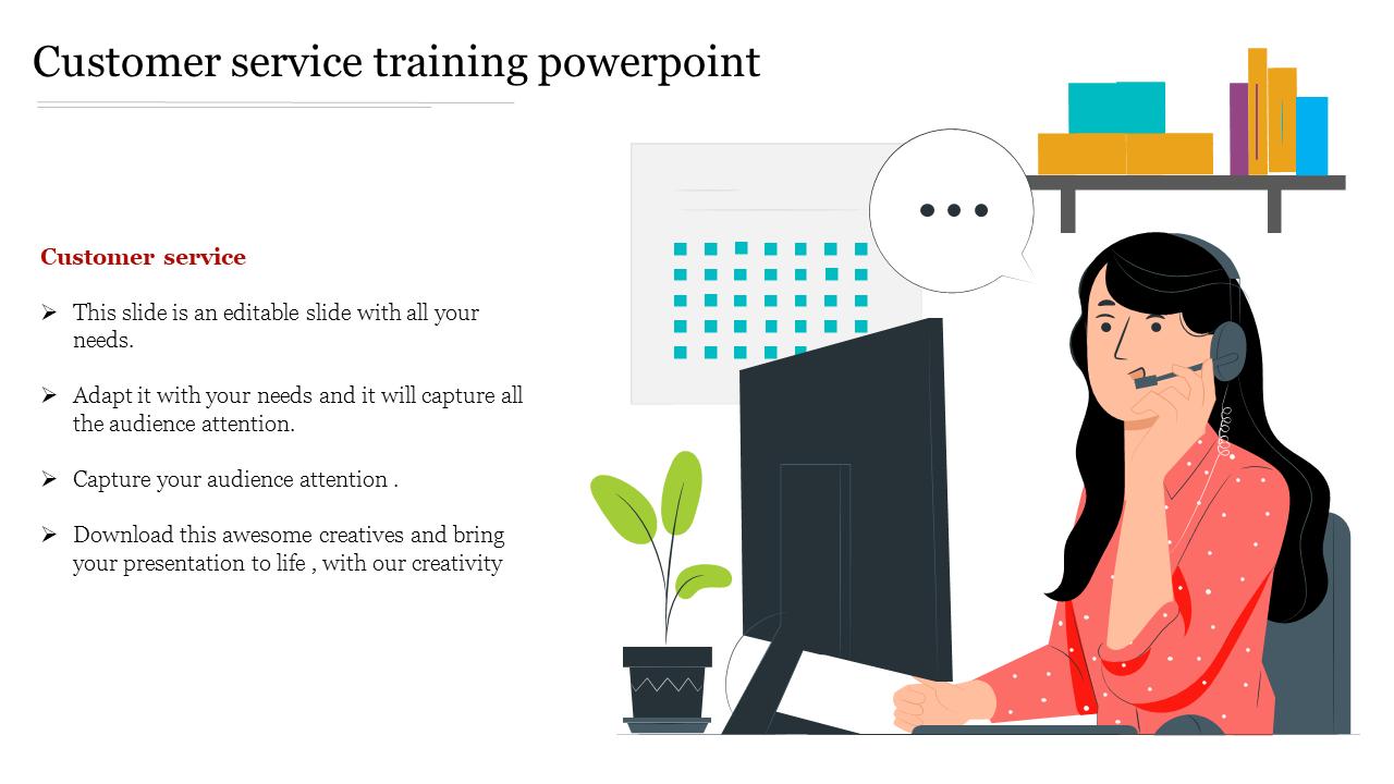 Best Customer Service Training Powerpoint