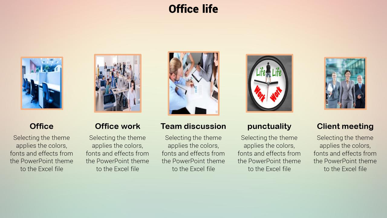 SlideEgg   office ppt templates-Office-lifePowerpoint Templates -