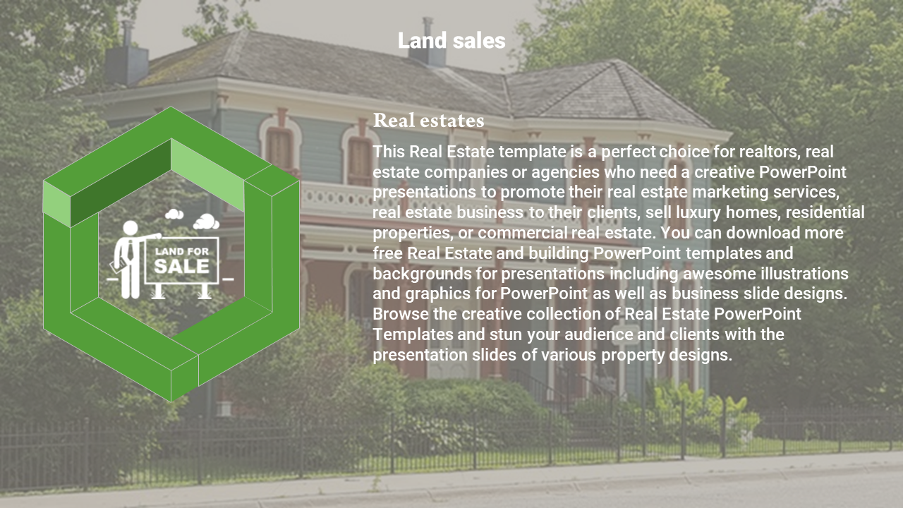 SlideEgg   commercial real estate powerpoint templates-Land