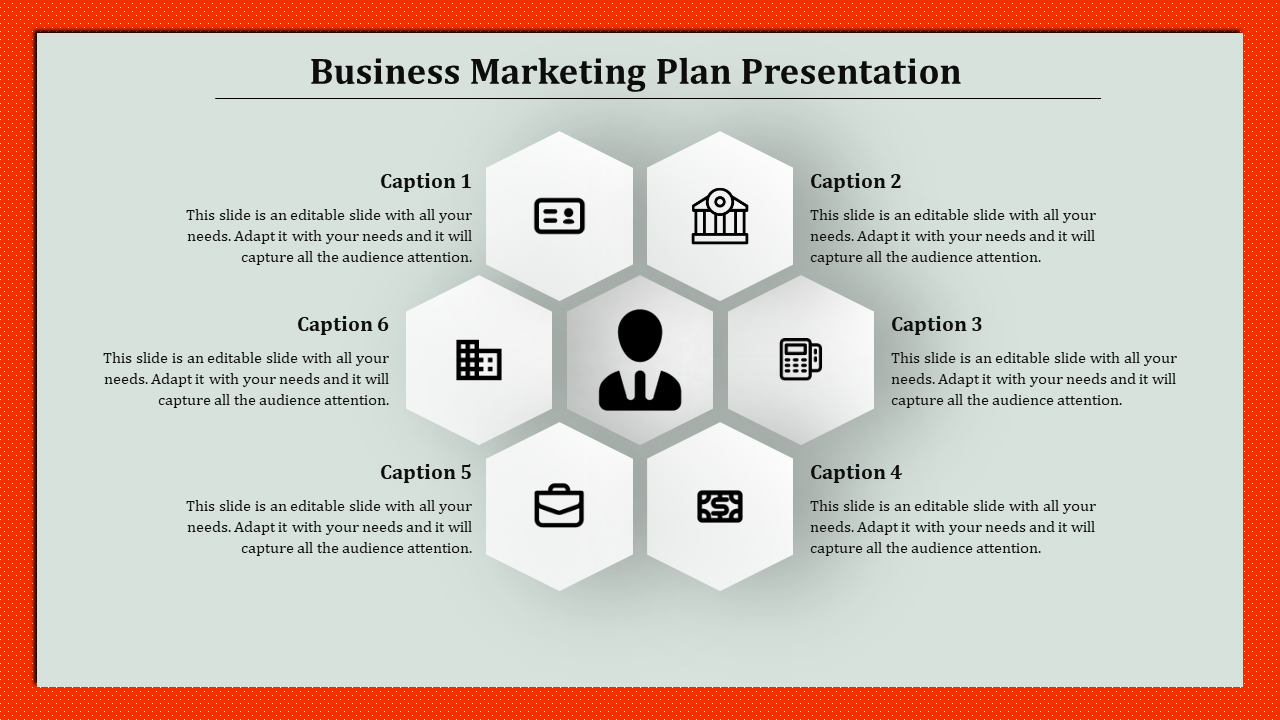 business marketing plan powerpoint pre