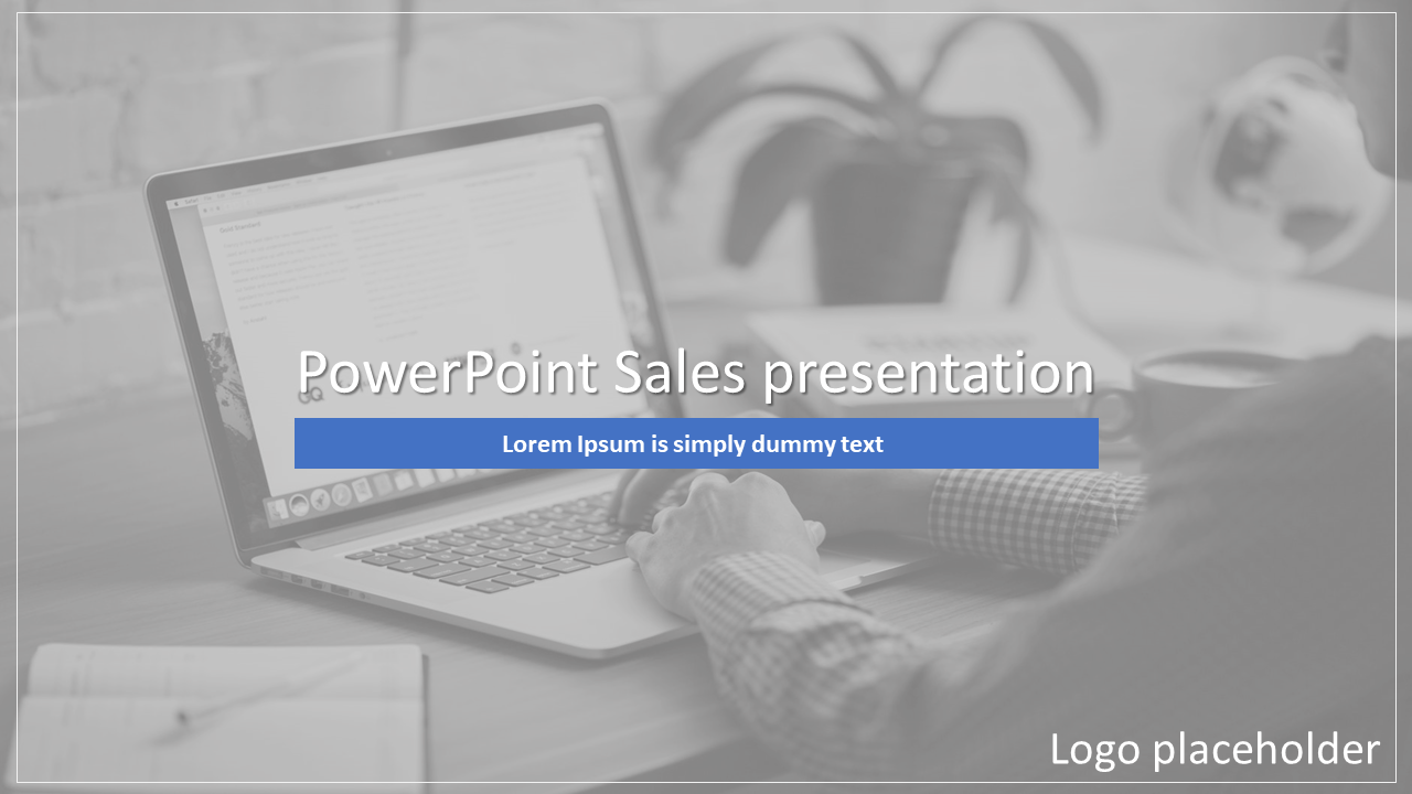 Powerpoint Sales Presentation Examples Template