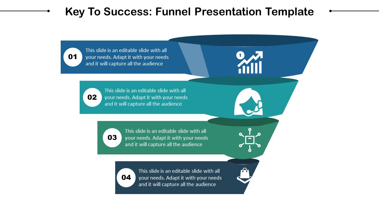 Innovative Best Funnel Presentation Template
