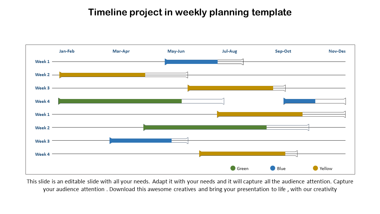 Time Line Template from www.slideegg.com