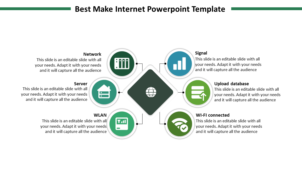 Free-internet Powerpoint Template