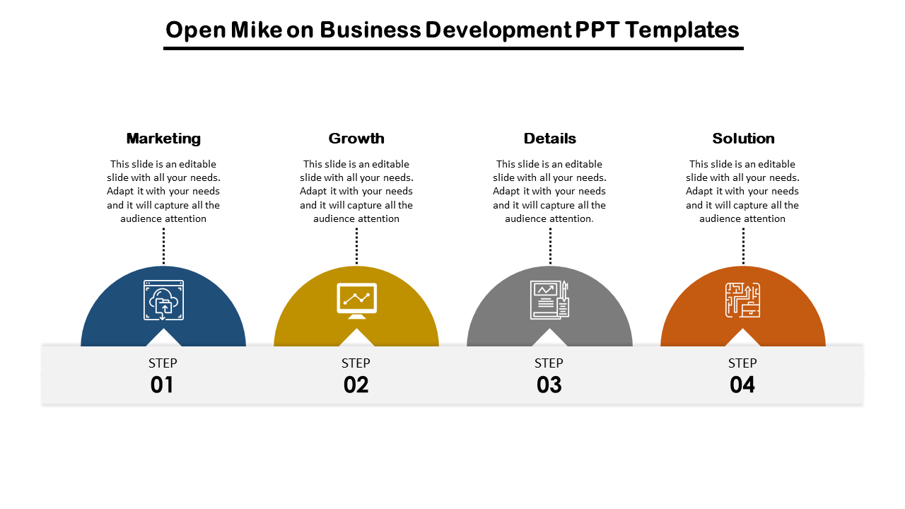 Free-business Development PPT Templates