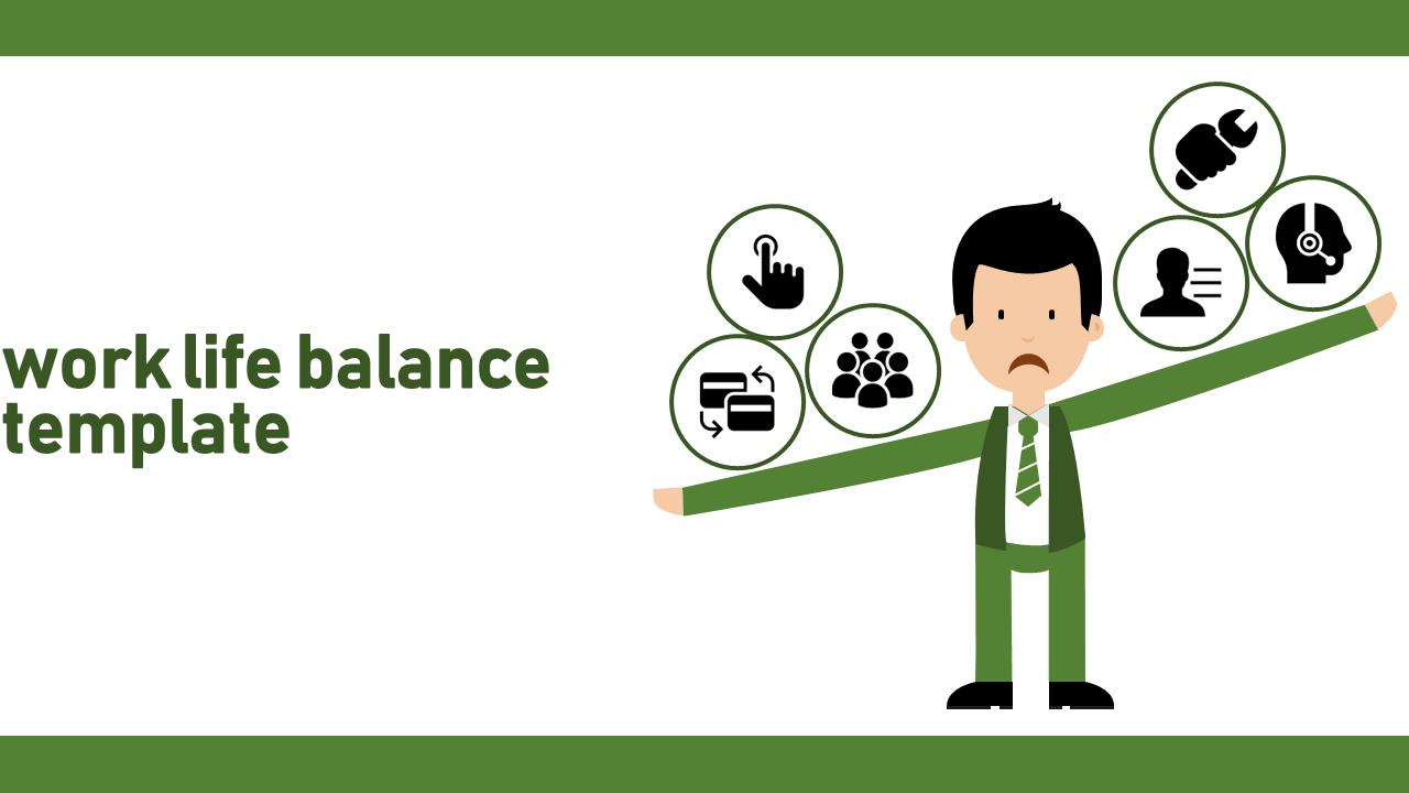 Work Life Balance Template