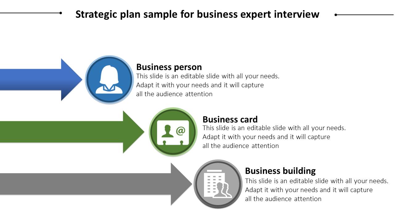 Free-strategic Plan Sample For Business