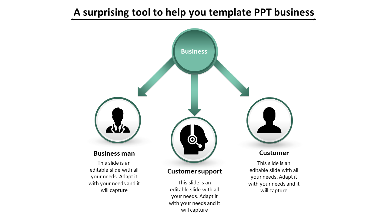 Template Ppt Business To Download (PPT) | SlideEgg