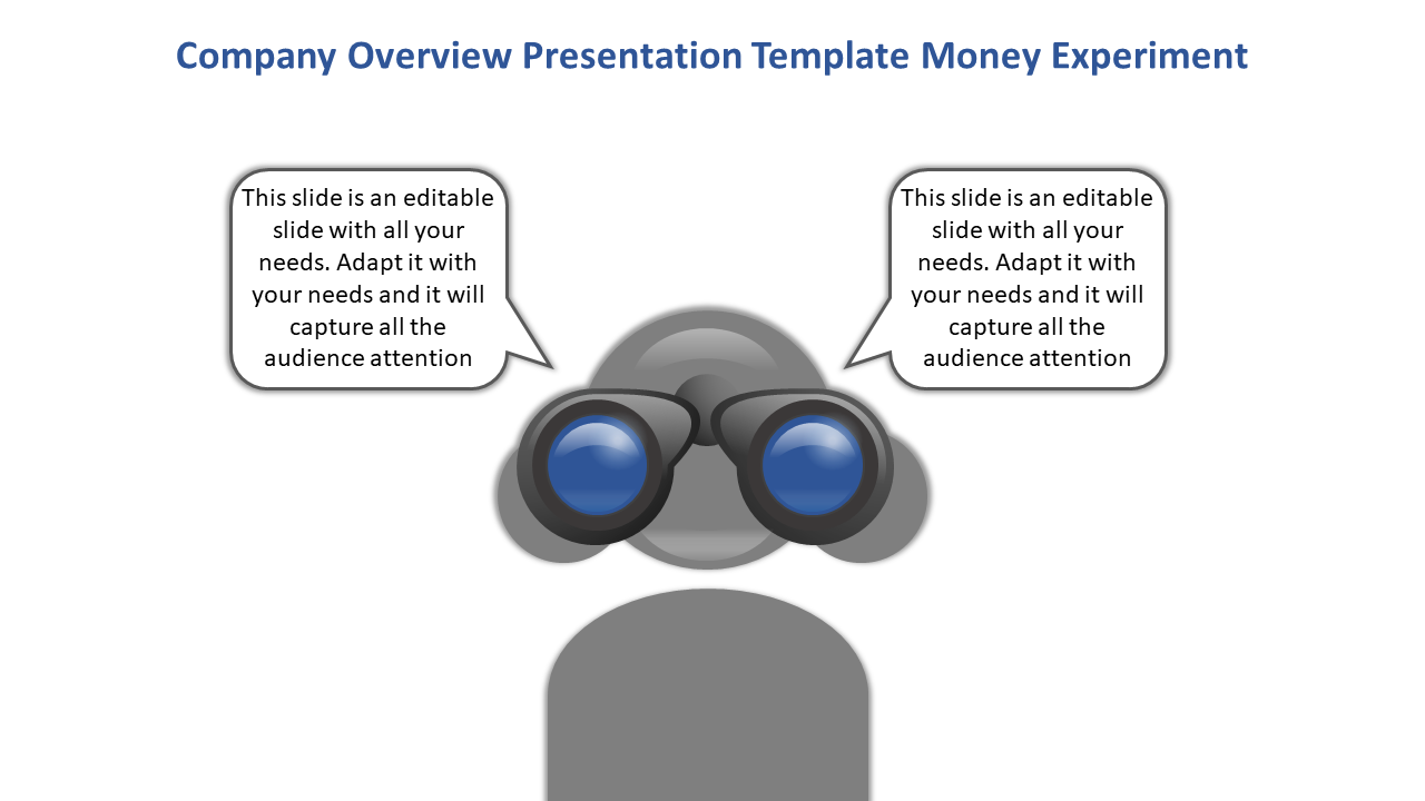 Free-company Overview Presentation Template