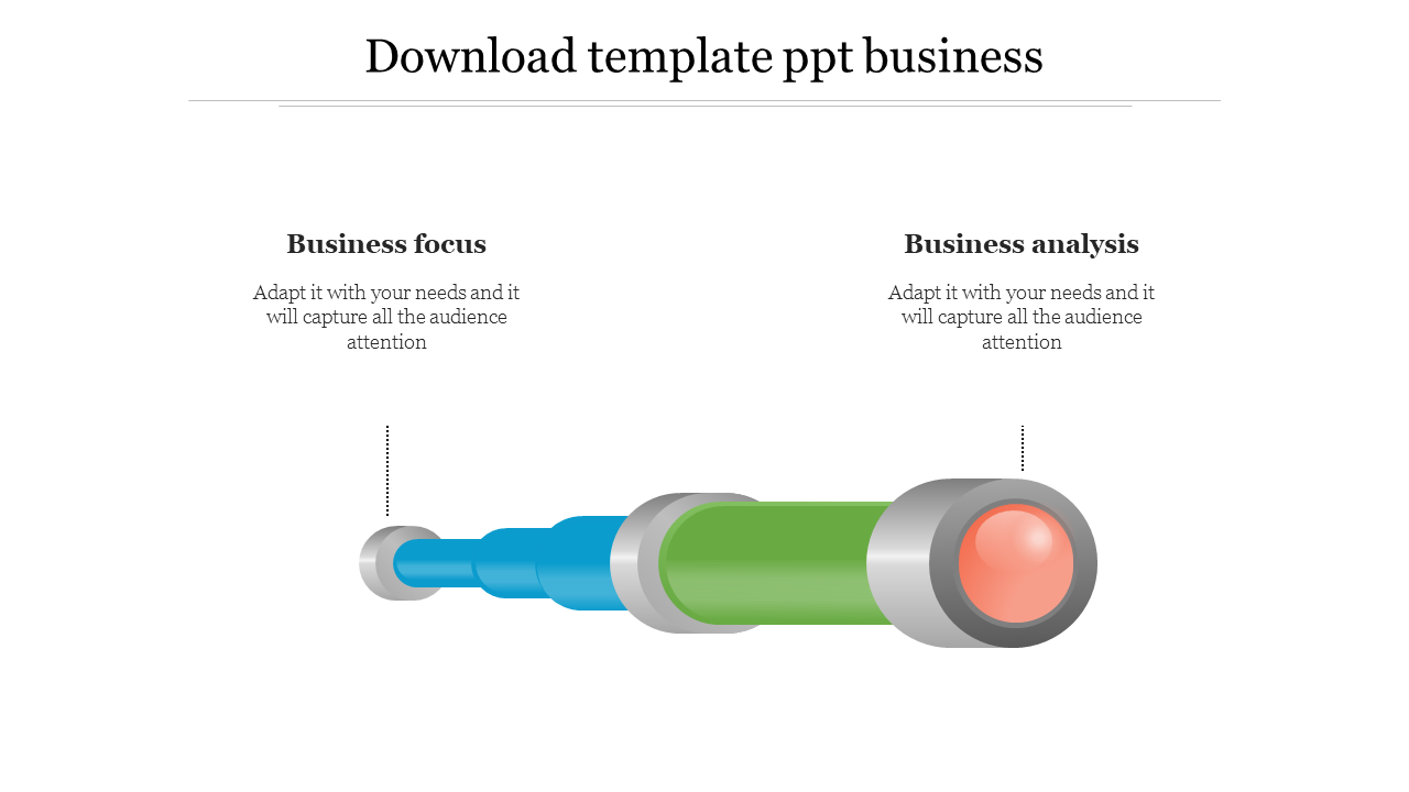Future Of Download Template PPT Business