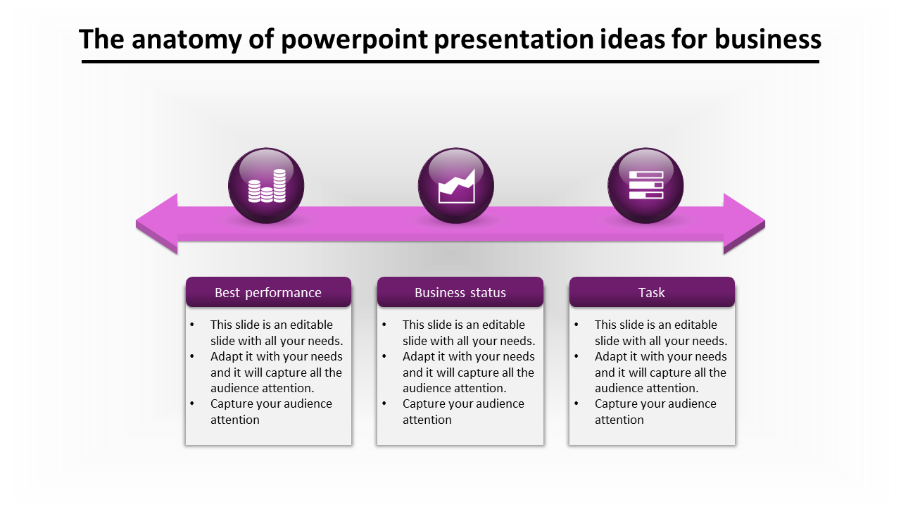 Free - Powerpoint Presentation Ideas For BusinessTemplate