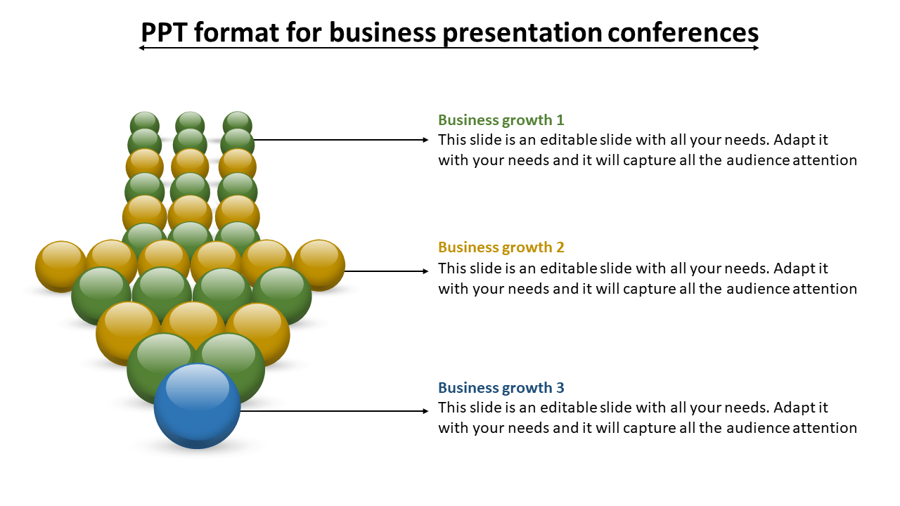 Free-ppt Format For Business Presentation