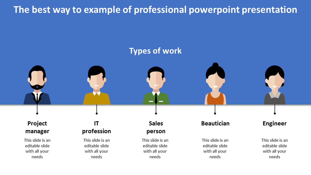 Free-example Of Professional Powerpoint Pre