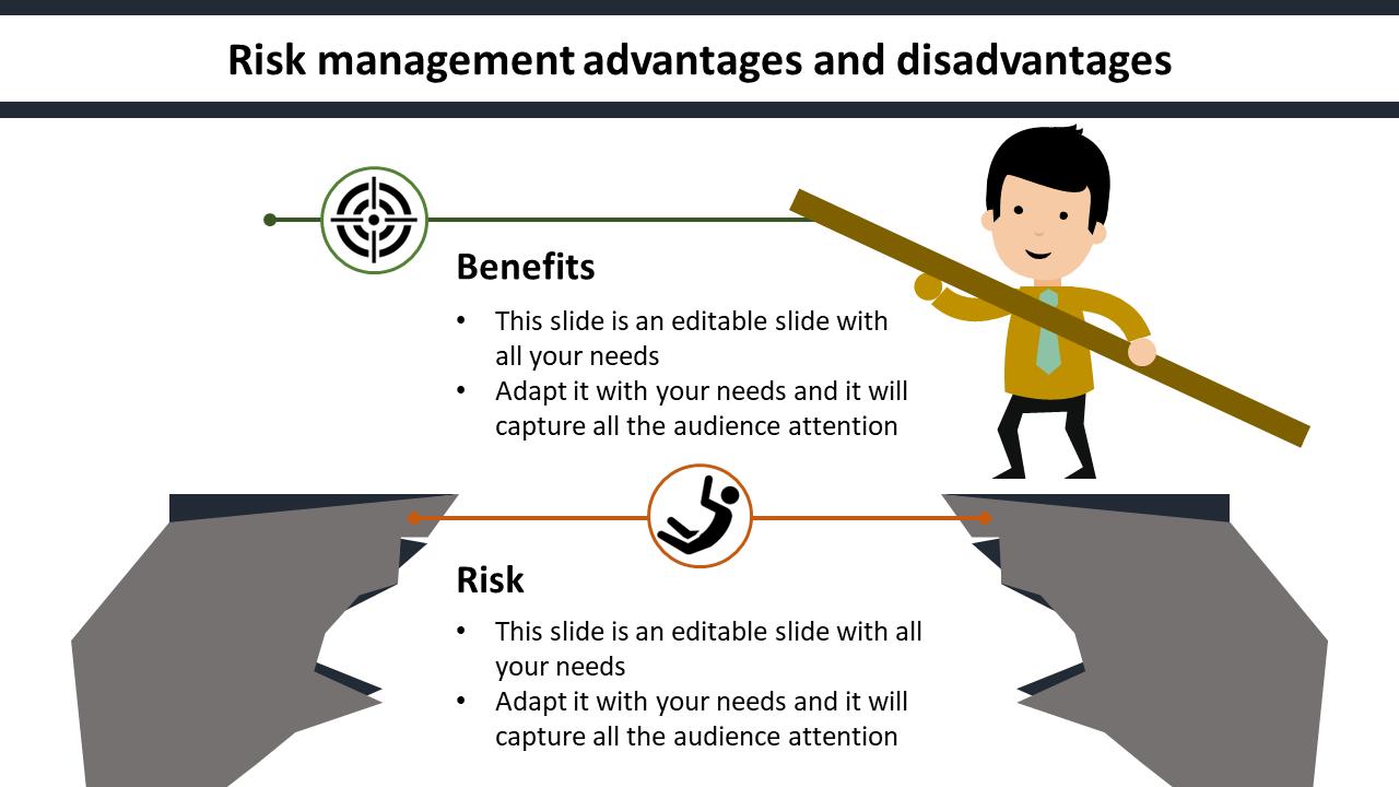 SlideEgg | risk management ppt presentation-Risk management
