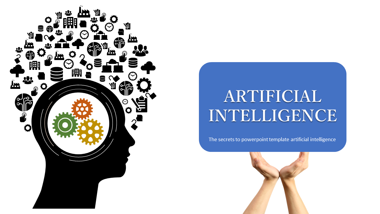 Incredible Powerpoint Template Artificial Intelligence