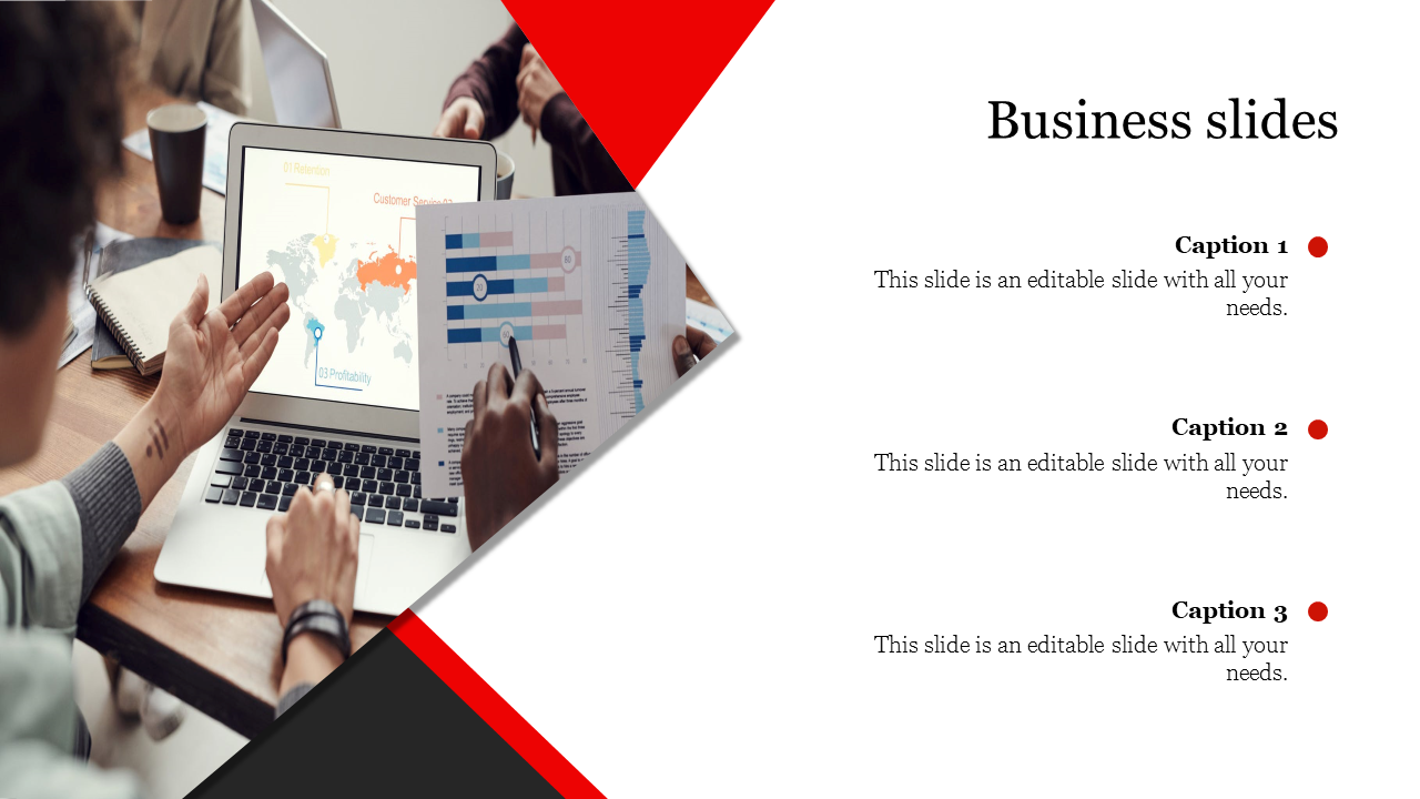 Portfolio Business Slides For Presentation