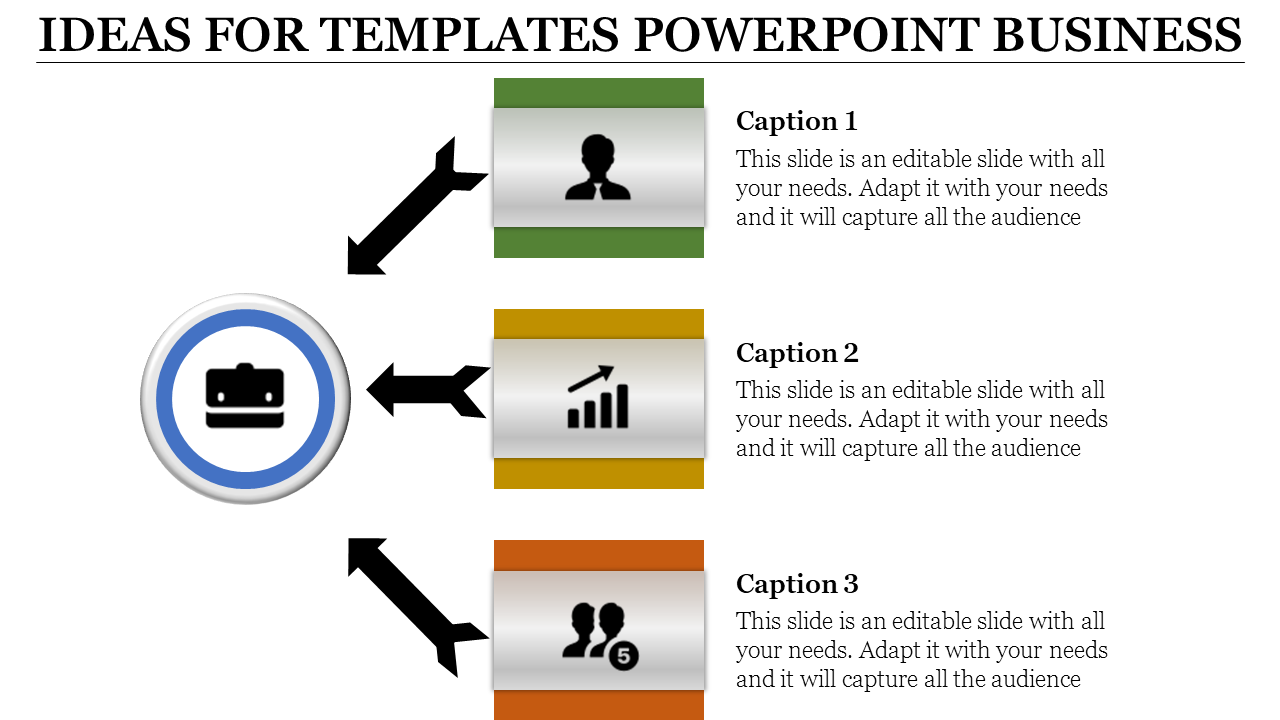 Templates Powerpoint Business
