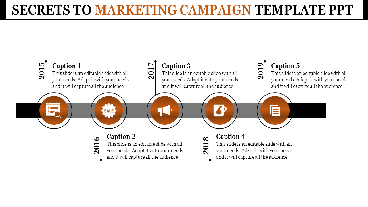 Marketing Campaign Template Ppt To Download (PPT) | SlideEgg