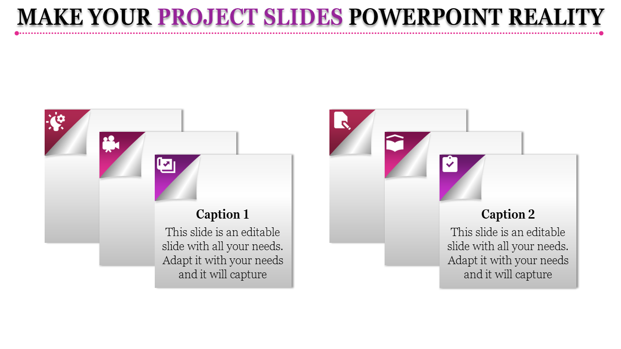 Project Slides Powerpoint