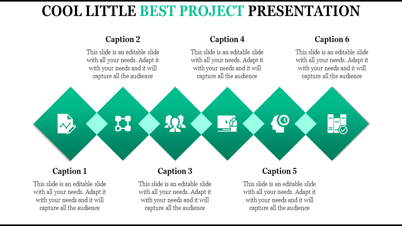 Free - Best Project Presentation Templates
