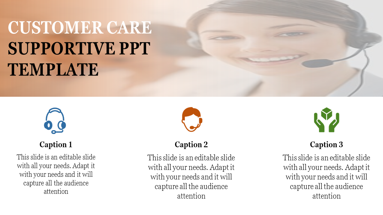 Customer Care Supportive PPT