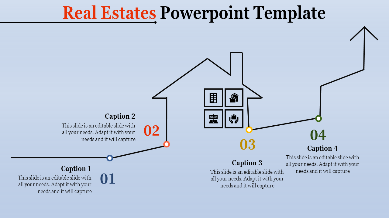 SlideEgg   commercial real estate presentation template-Real Estates