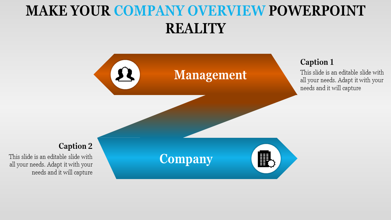 Free-company Overview Powerpoint