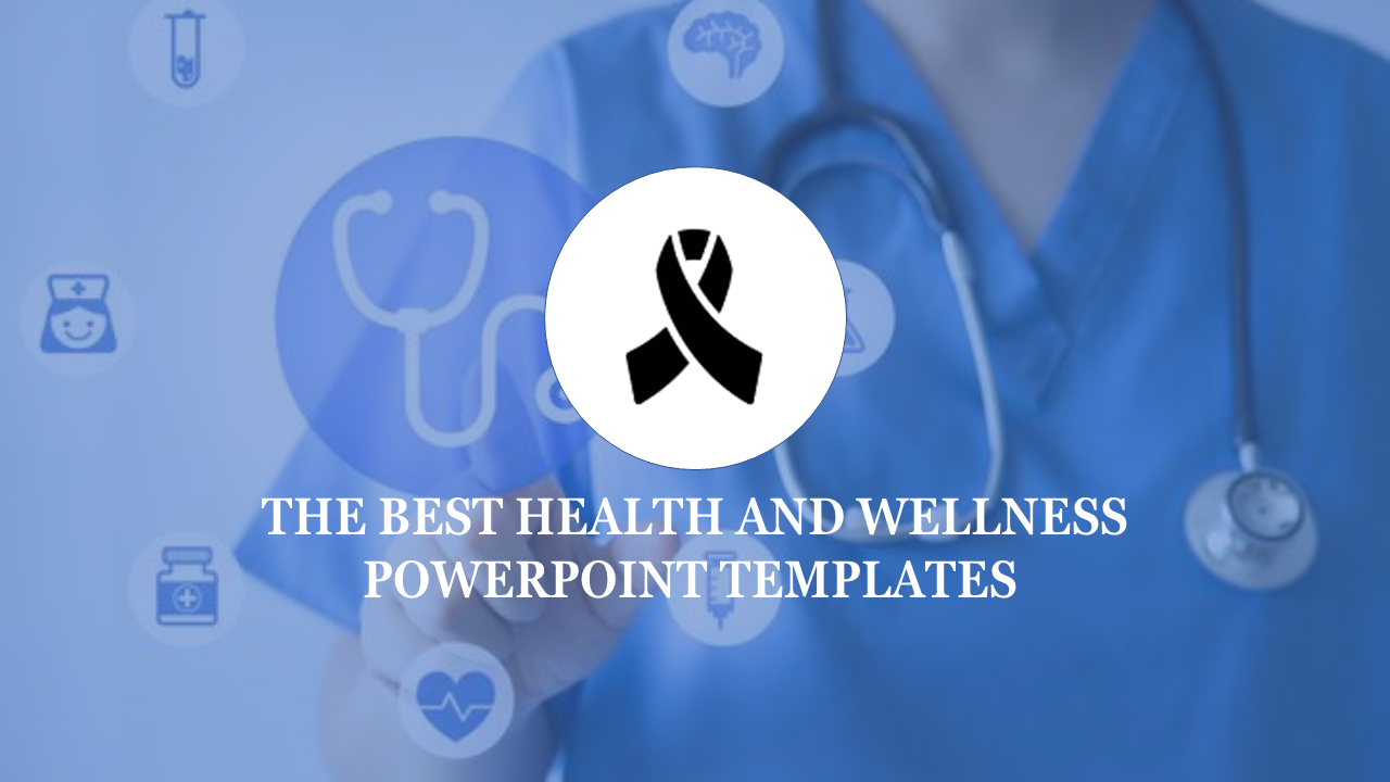 Health And Wellness Powerpoint Template