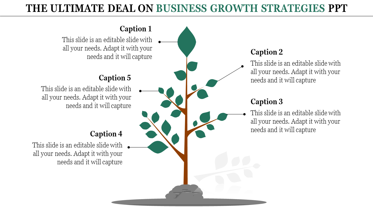 SlideEgg | business growth strategies ppt-The Ultimate Deal On