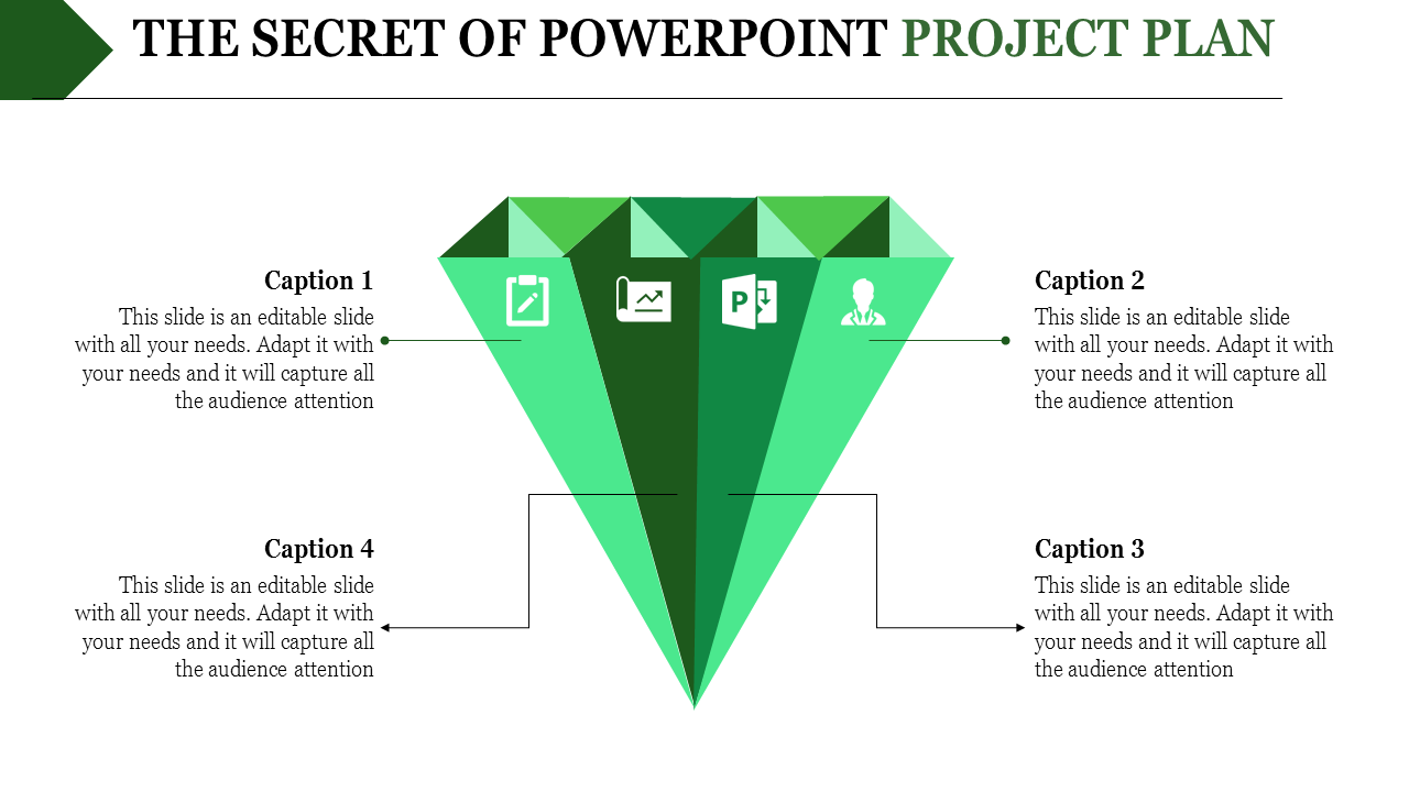 Free - Powerpoint Project Plan