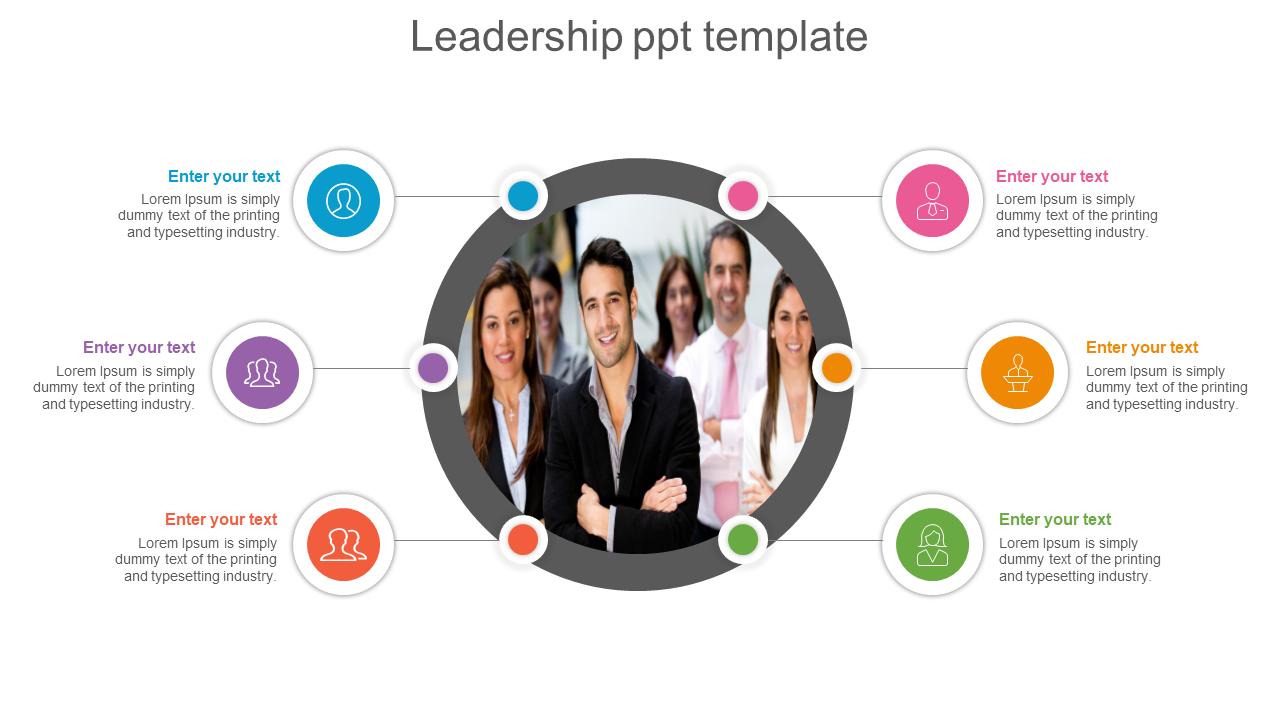Leadership Ppt Template Ethics Slideegg