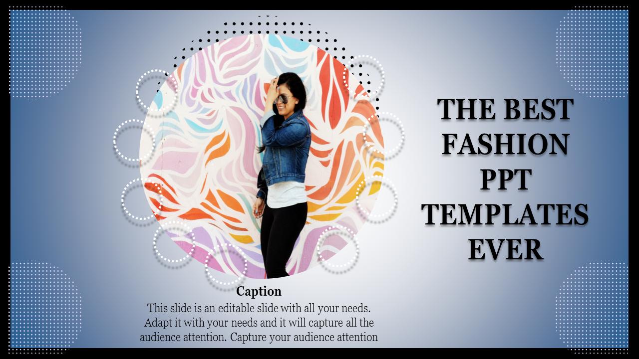 Innovative Fashion Powerpoint Templates Slideegg