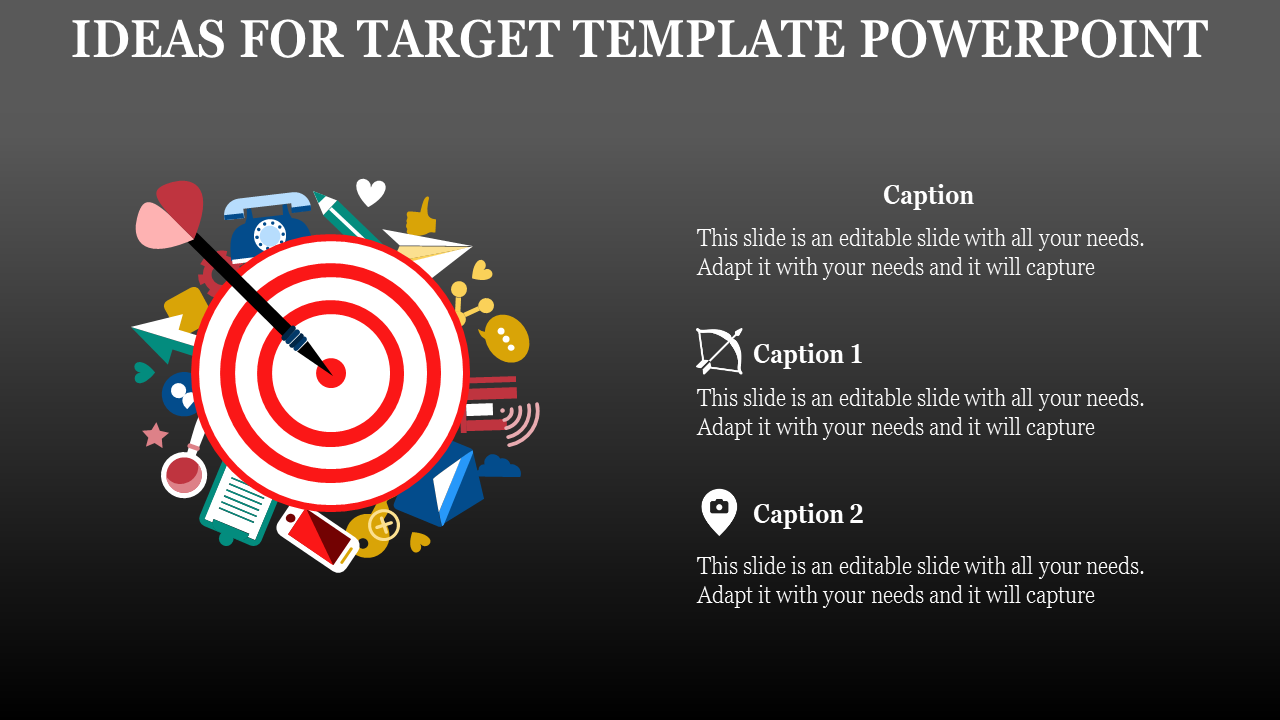 Target Template Powerpoint