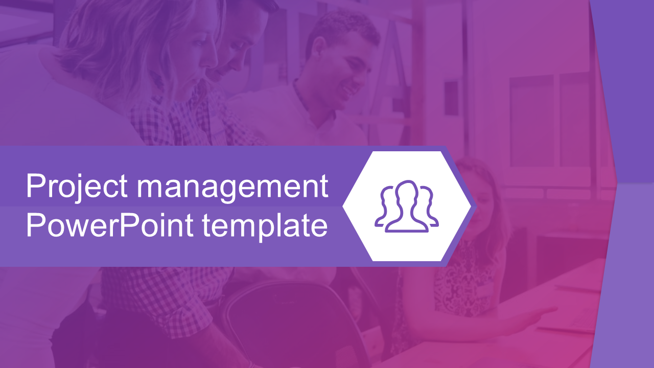 Amazing Project Management Powerpoint Template
