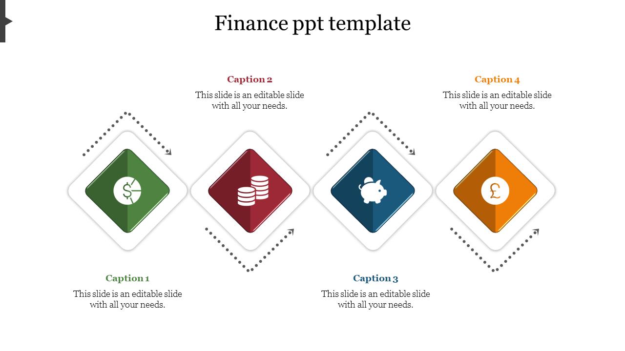 Amazing Finance PPT Templates