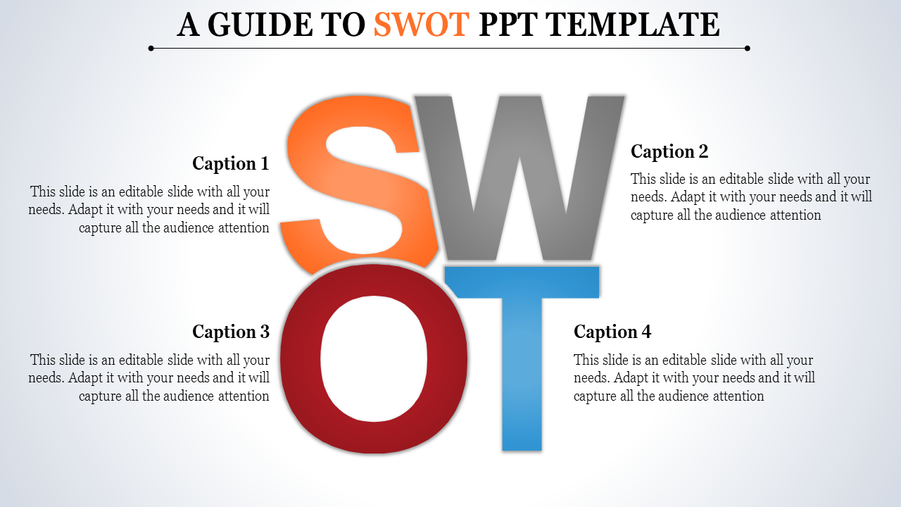 Generalized Swot Powerpoint Template Slideegg
