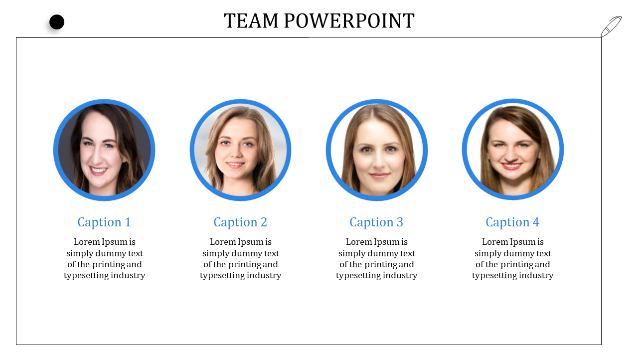 Business team PowerPoint
