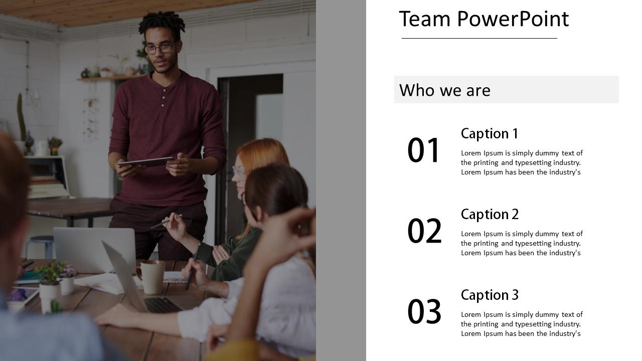 Effective Team PowerPoint