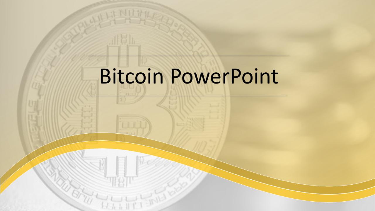 ppt a bitcoinen