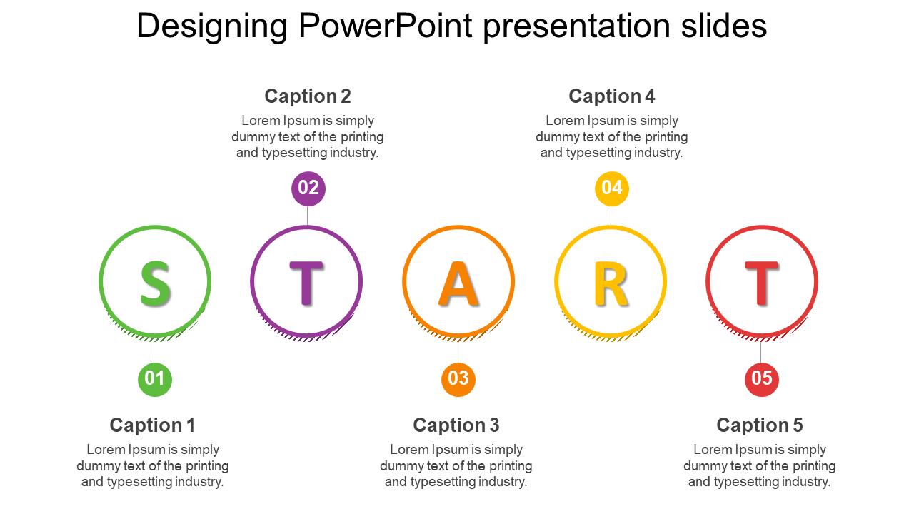 Free - Free Normal Designing Powerpoint Presentation Slides
