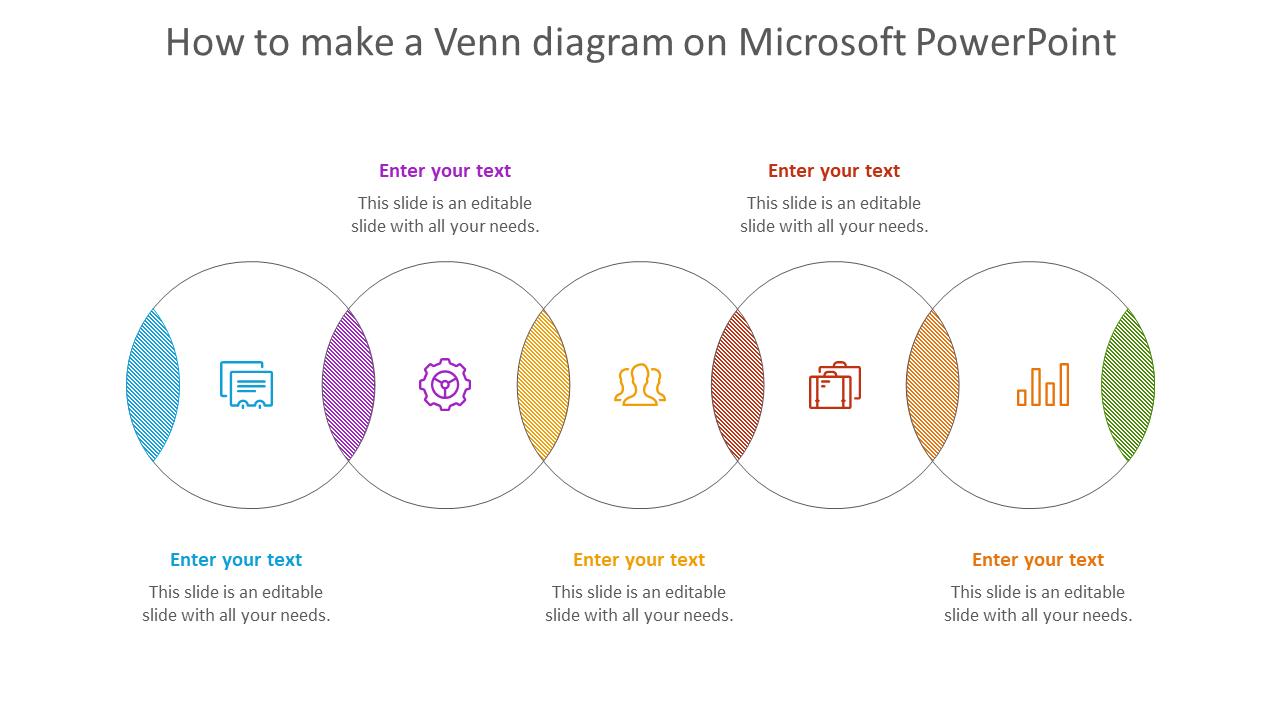 How To Make A Venn Diagram On Microsoft Powerpoint Template
